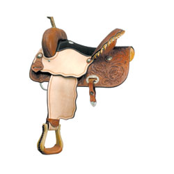 Runnin' Tres Aces by Billy Cook Saddlery